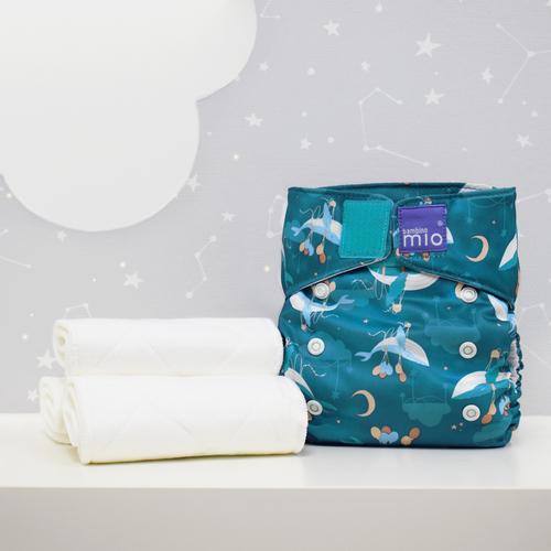 Les couches lavables, le verdict après deux ans d'utilisation (+ nouvelle collection Bambino Mio !)