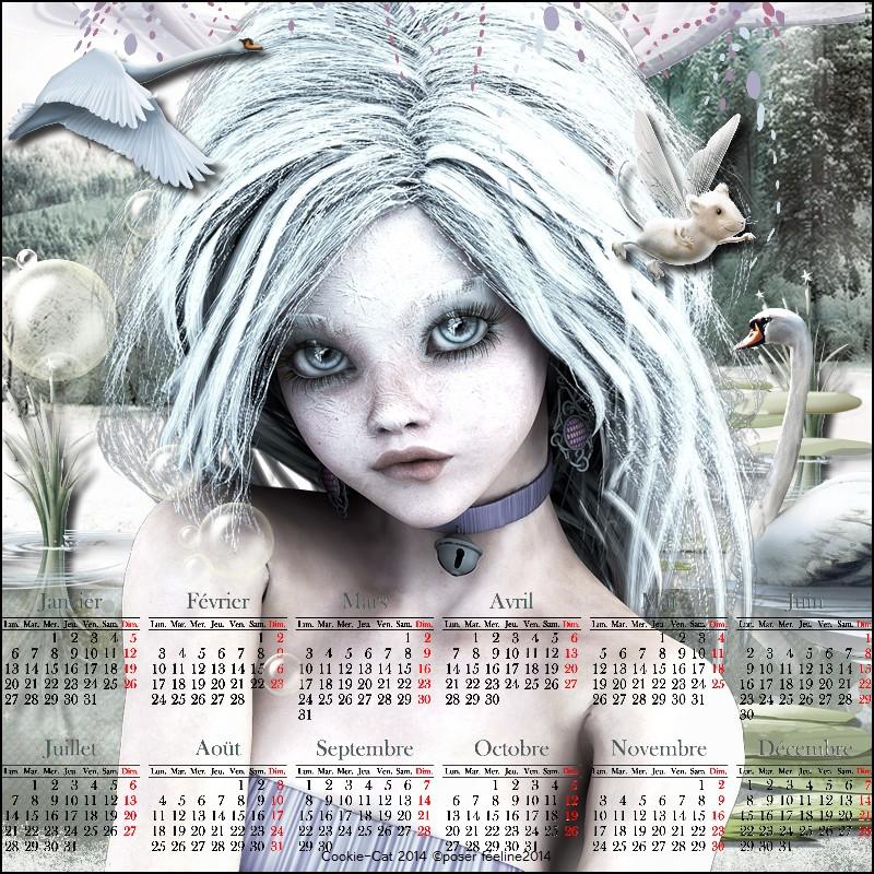 exemple de calendrier