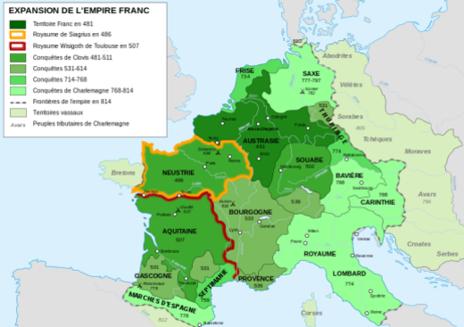 800px-Frankish Empire 481 to 814-fr.svg