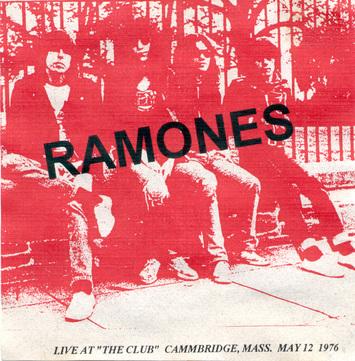 Braderie de Printemps - Jour 10: Ramones - The Club Cambridge - 21 mai 1976