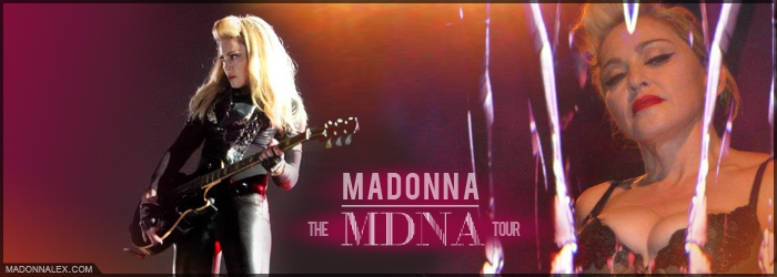 Madonna - The MDNA Tour 2012