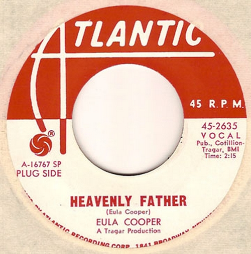 Eula Cooper : Heavenly Father