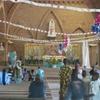 Burkina Bomborokuy Eglise le jour du premier de l'an