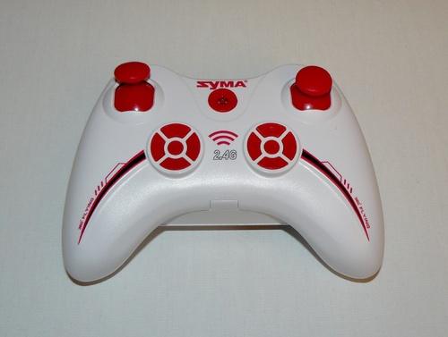 SYMA - X11C air-cam blanc
