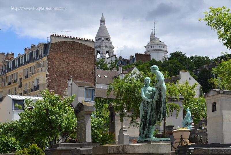 Montmartre : Cimetière Saint Vincent