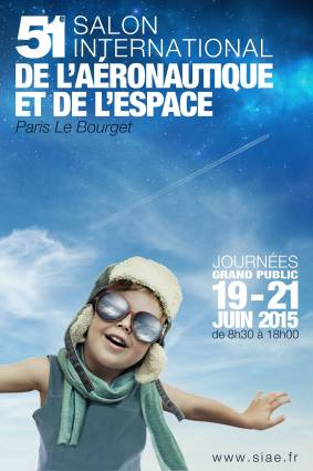 Le Salon International de l'Air et de l'Espace du Bourget