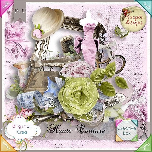 """Haute couture"" by Xuxper Designs"