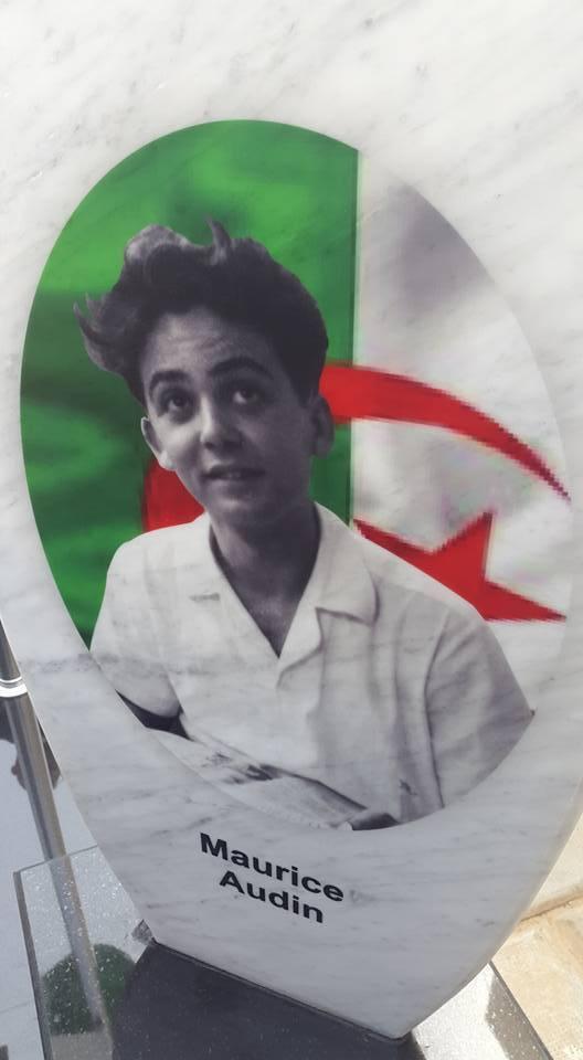L'Ecole polytechnique d'Oran baptisée au nom de Maurice Audin