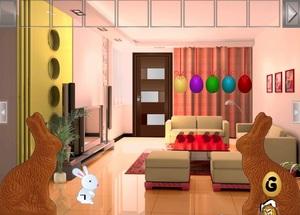 Jouer à Easter bunny house escape