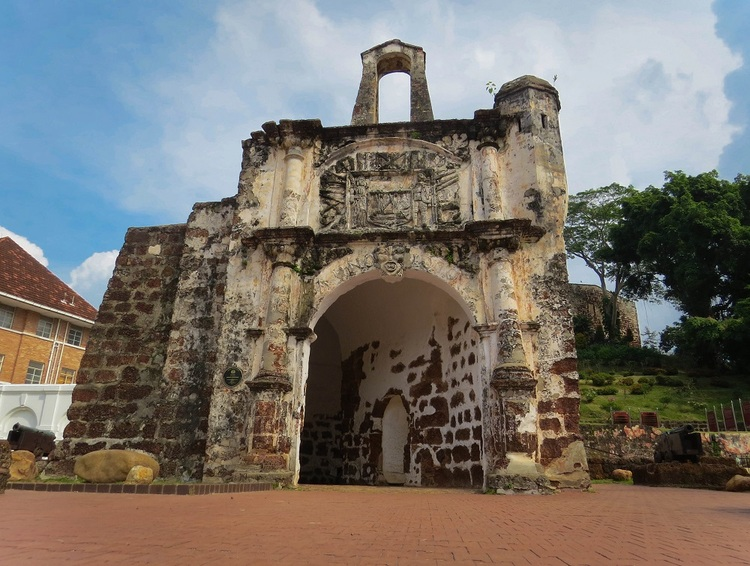 29 Juillet - Malacca... c'est la cata !?