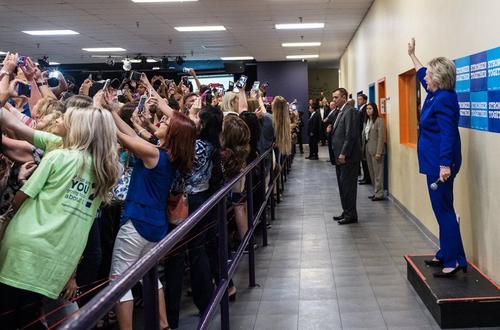Selfie ou selfish ?