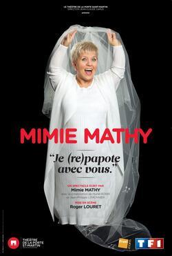 je repapote avec vous Mimie Mathy