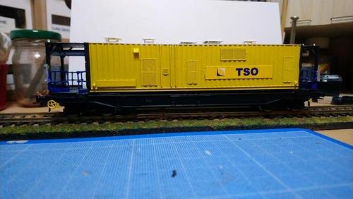 Wagon épurateurs n°3 TSO