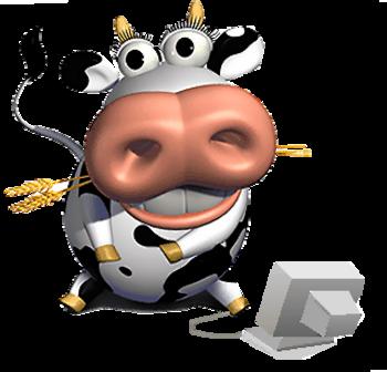 Petites vaches drôles pour les jeunes no:2