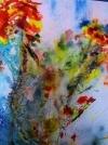 ESSENTIAL FLOWERS, UN IMPRESSIONNISME ABSTRAIT ULTIME DE DOMINIQUE BOYER OÙ LA GRACE REJOINT LA BEAUTÉ