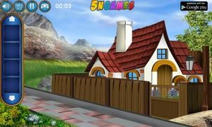 Jouer à Escape Game - Dog house