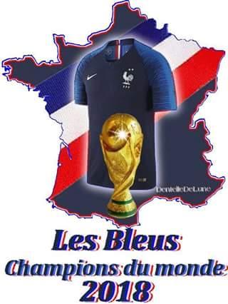 La France championne du monde!