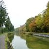 Le Canal de la Marne à la Saône, avec la piste cyclable vers Langres