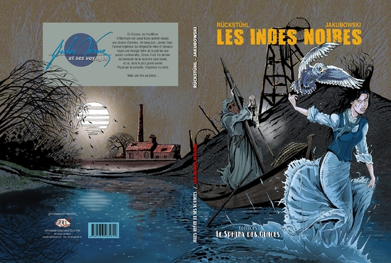 LES INDES NOIRES Couverture  DEFINITIVE