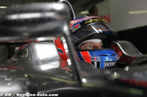 GP Allemagne : Course - Button 3°, Hamilton 24°