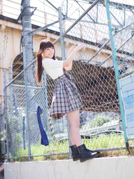 Models Collection : ( [TOKYO IDOL NET] - |2015.09.28| PORTRAIT / Miyuki Hiraguchi/平口みゆき ( palet/パレット ) )