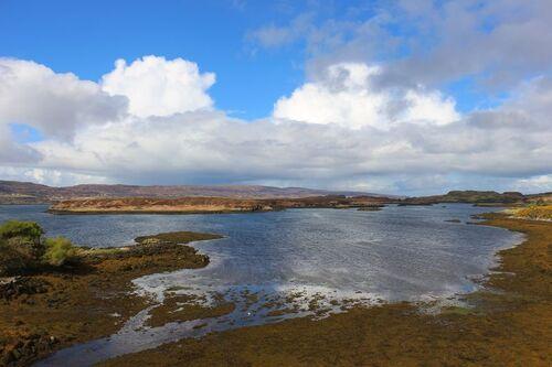 Isle of Skye (3) - Dunvegan Castle - Neist Point