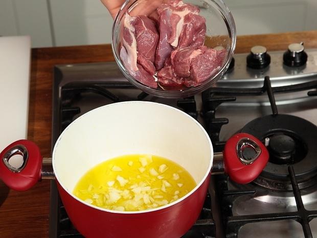 Chorba bel allouch (Soupe d'agneau)