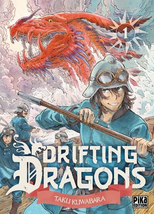 Drifting dragons - Tome 01 - Taku Kuwabara