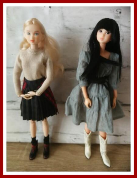 """Présentation de """"The Heather Fairy"""" Momoko"""
