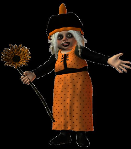 Poser halloween