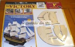 N° 1 Construisez le HMS Victory - Test