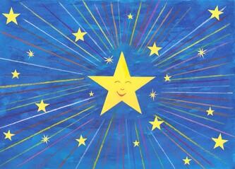 Une étoile pour guide