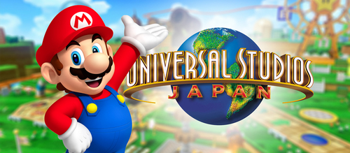Parc D'attraction Nintendo au Japon en 2020