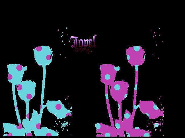 Kit mauve et turquoise (ÉTÉ)