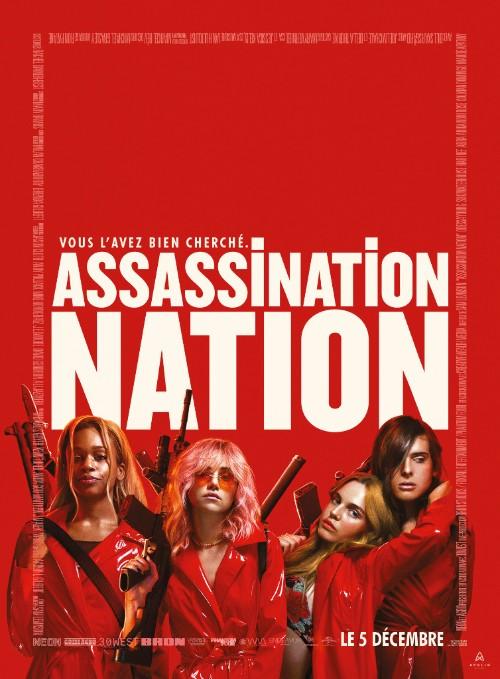 ASSASSINATION NATION de Sam Levinson avec Odessa Young, Suki Waterhouse : la bande-annonce dévoilée ! Le 5 décembre 2018 au cinéma