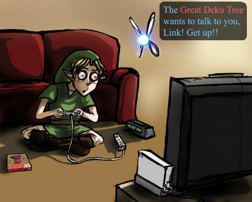 Je suis une geek et je l'assume