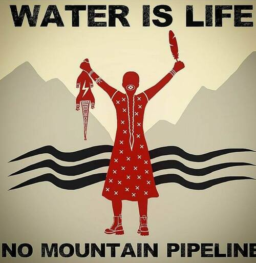 No mountain pipeline