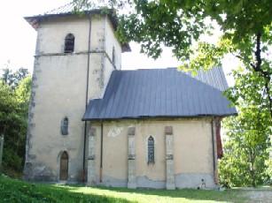 Boëge : Prieuré Notre-Dame des Voirons