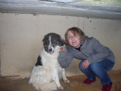 ma chienne et ma soeur