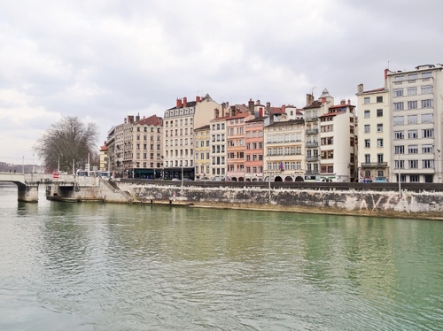 Le long des quais de Lyon (photos)