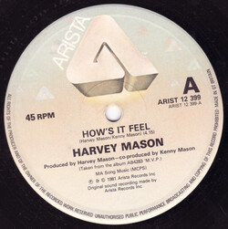 Harvey Mason - How's It Feel