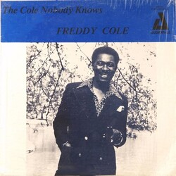 Freddie Cole - The Cole Nobody Knows - Complete LP