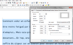 Adapter ses documents pour les dys