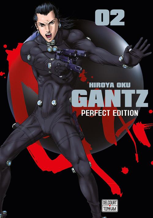 Gantz - Tome 02 - Hiroya Oku