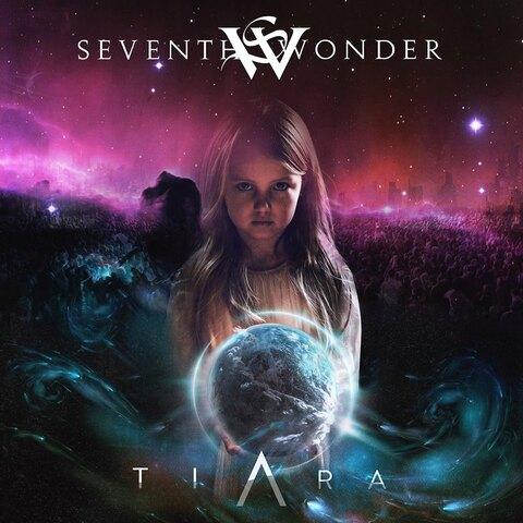 SEVENTH WONDER - Détails et extrait du nouvel album Tiara