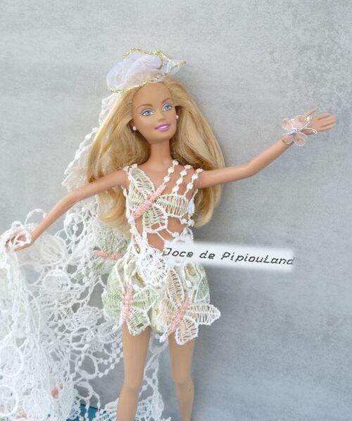 """Barbie en modèle  """"Arachné"""""""