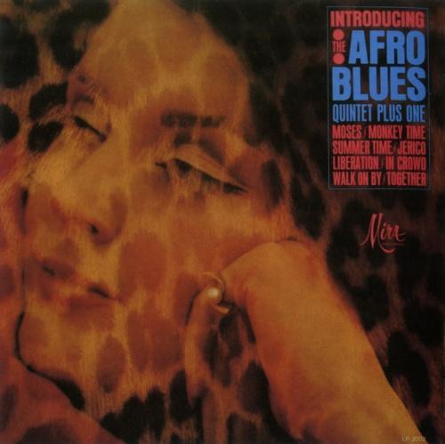 The Afro Blues Quintet : Monkey Time