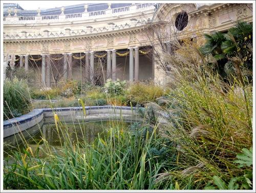 Jardin du Petit Palais.