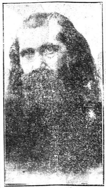 À l'ombre du temple, le Père Dor (La Dernière Heure, 28 mai 1922)(Belgicapress)