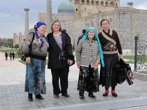 25- Les cerfs volants de Samarkand
